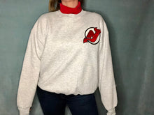 Load image into Gallery viewer, Vintage 1990s New Jersey Devils TURTLENECK - XL