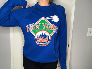 1988 New York Mets - L - Rad Max Vintage