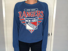 Load image into Gallery viewer, Vintage 1989 New York Rangers Crewneck - M