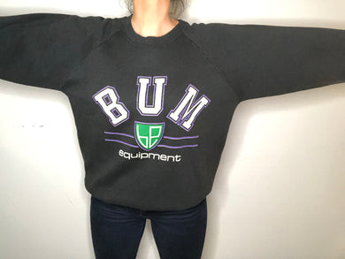 Vintage 80s/90s BUM Equipment Crewneck - L