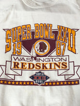 Load image into Gallery viewer, 1987 Washington Redskins Super Bowl Crew - S - Rad Max Vintage