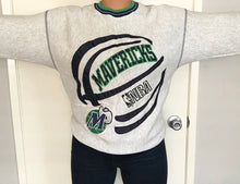 Load image into Gallery viewer, Vintage Dallas Mavericks Crewneck - M