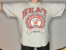Load image into Gallery viewer, Vintage 1991 Miami Heat Old Logo TSHIRT - XL