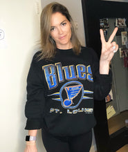Load image into Gallery viewer, 1993 St Louis Blues Crewneck - L