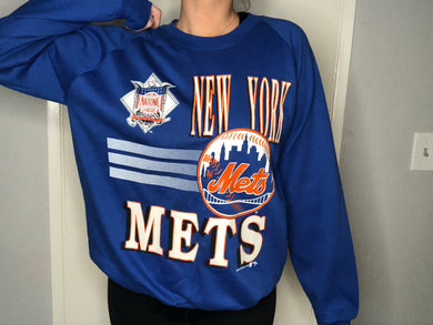 1991 New York Mets - L - Rad Max Vintage