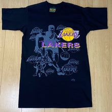 Load image into Gallery viewer, Vintage 1990s Los Angeles LA Lakers TSHIRT - S