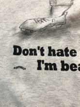 "Load image into Gallery viewer, Vintage 1994 Kansas City Chiefs ""Don't Hate Me Cuz I'm Beautiful"" Crew - L"
