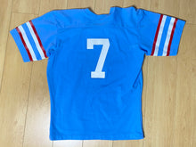 Load image into Gallery viewer, Vintage 1970s Houston Oilers Dan Pastorini Rawlings Jersey - S/M