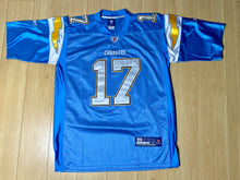 Load image into Gallery viewer, Vintage 2000s Philip Rivers San Diego Chargers JERSEY from Reebok - L