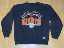 Load image into Gallery viewer, Vintage 1988 San Francisco SF Giants Logo 7 Crew - L/XL