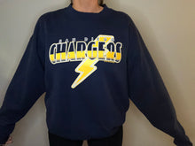 Load image into Gallery viewer, Vintage 1995 San Diego Chargers Oneita Sweats Crew - XL
