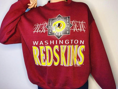 1992 Washington Redskins - XL - Rad Max Vintage