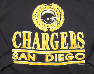 San Diego Chargers - XL - Rad Max Vintage