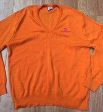 Load image into Gallery viewer, Vintage Tampa Bay Buccaneers Orange Old Logo Sweater - L