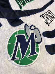 Vintage Dallas Mavericks Crewneck - M