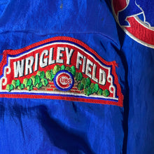 Load image into Gallery viewer, Vintage Chicago Cubs Starter Jacket Bomber - L/XL