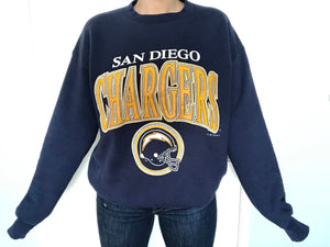 1992 San Diego Chargers - XL - Rad Max Vintage