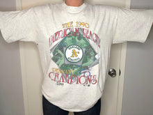 Load image into Gallery viewer, 1990 Oakland A's American League Champs - XL - Rad Max Vintage