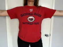 Load image into Gallery viewer, 2008 Washington Nationals New Stadium TSHIRT - M