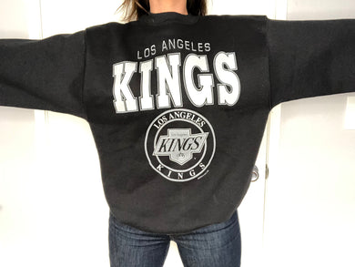 1992 Los Angeles Kings Crew - L - Rad Max Vintage