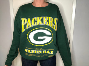 1997 Green Bay Packers - L - Rad Max Vintage