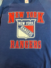 Load image into Gallery viewer, Vintage 80s New York Rangers Crew - L
