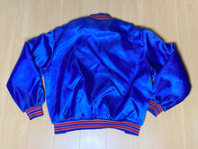 Load image into Gallery viewer, Vintage Detroit Pistons Swingster Satin Bomber Jacket - XL