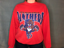 Load image into Gallery viewer, Vintage 1993 Florida Panthers Inaugural Season Crew - L