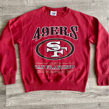 Load image into Gallery viewer, Vintage 1997 San Francisco SF 49ers Crew - M/L