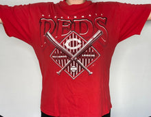 Load image into Gallery viewer, Vintage 1993 Cincinnati Reds Old Logo TSHIRT - XXL