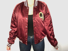 Load image into Gallery viewer, Washington Redskins Chalk Line Bomber - M - Rad Max Vintage