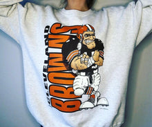 Load image into Gallery viewer, 1994 Cleveland Browns Double-Sided - XL/XXL - Rad Max Vintage