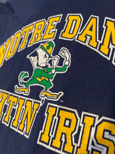 Load image into Gallery viewer, Vintage Late 80s-early 90s Notre Dame Fightin Irish Logo 7 TSHIRT - S