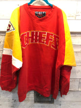 Load image into Gallery viewer, Vintage 1995 Kansas City KC Chiefs Galt Sand Crew - XL / XXL