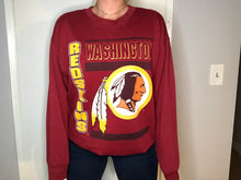 Load image into Gallery viewer, Vintage 90s Washington Redskins Crew - XL