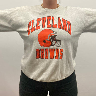 Vintage 1994 Cleveland Browns Crew from Bike - M