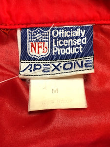 Vintage Kansas City Chiefs Apex One Pullover Windbreaker - M