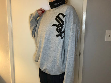 Chicago White Sox Turtleneck - XL - Rad Max Vintage