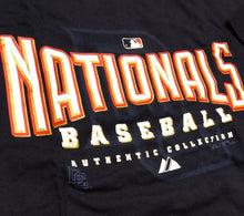 Load image into Gallery viewer, 2005 Washington Nationals Inaugural Season EUC TSHIRT - XL