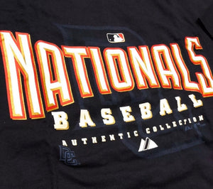 2005 Washington Nationals Inaugural Season EUC TSHIRT - XL