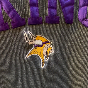 Vintage 1990s Minnesota Vikings Pro Player Crew - XL