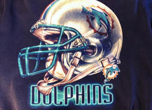 Load image into Gallery viewer, 1998 Miami Dolphins Crew - L/XL - Rad Max Vintage