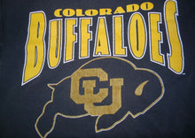 Load image into Gallery viewer, Vintage Colorado, Boulder Buffaloes Crew - M