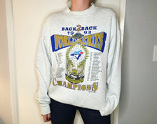 Load image into Gallery viewer, 1993 Toronto Blue Jays - XL - Rad Max Vintage