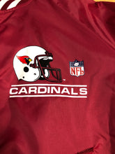 Load image into Gallery viewer, Arizona Cardinals Chalk Line Windbreaker NWT - M - Rad Max Vintage