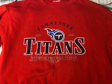 Load image into Gallery viewer, 2001 Tennessee Titans - XL - Rad Max Vintage