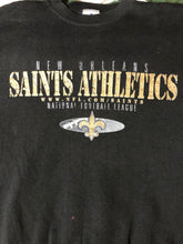 Load image into Gallery viewer, New Orleans Saints Crew - XL - Rad Max Vintage