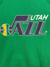 Load image into Gallery viewer, Vintage 1980s Utah Jazz Old Logo Crew - XS