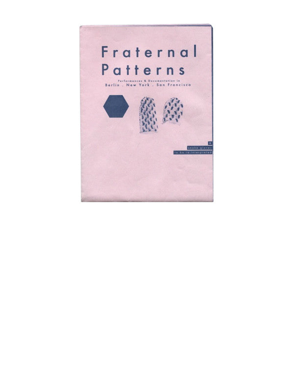 Fraternal Patterns - Hailey Loman