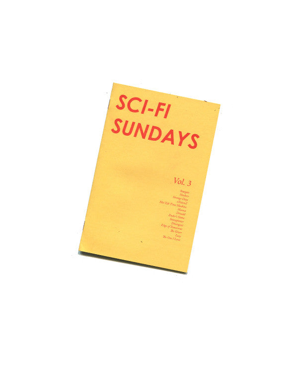 Sci-Fi Sundays Volume 3 - Sarah Hotchkiss